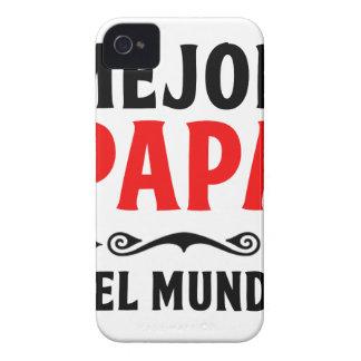 mejor papa delmonico iPhone 4 Case-Mate case