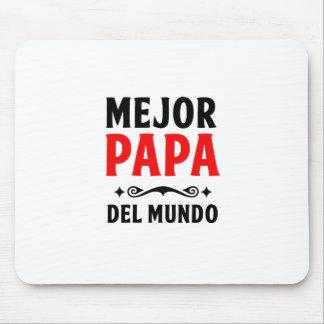 mejor papa delmonico mouse pad