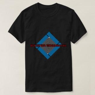 Mekeninzo Underground Official T-shirt (dark)