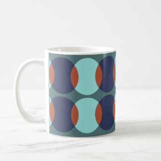 Mekko Teal Coffee Mug