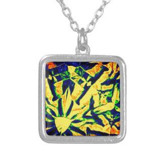 Mélange abstrait de couleur bijouterie personnalisée