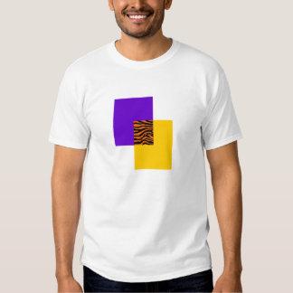 Mélange de couleur t shirts