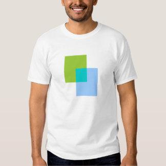 Mélange de couleur tshirt