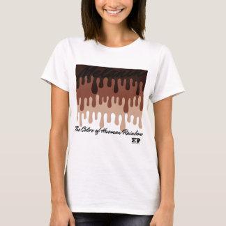 Melanic Melanin Rainbow T-Shirt