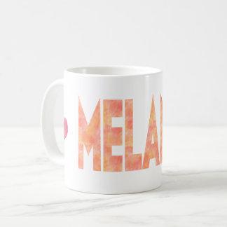 Melanie mug