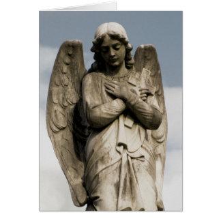 Melanie's Angel Card