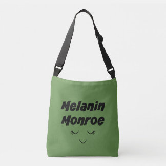 Melanin Monroe Cross Body Bag