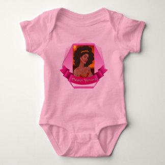 """""""Melanin Princess"""" Adorable Little Baby Bodysuit"""