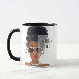 MelaninBerry Beauty Choose your own Affirmation Mug