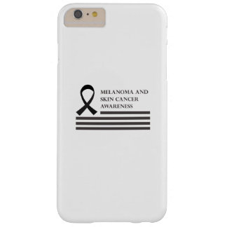 Melanoma And Skin Cancer Awareness  Fight Cancer Barely There iPhone 6 Plus Case