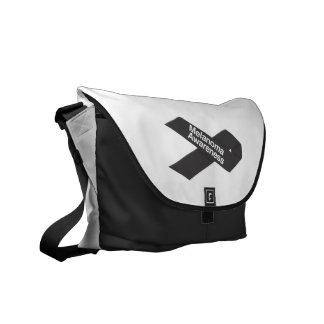 Melanoma Awareness Bag Commuter Bags