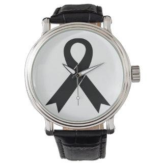 Melanoma Awareness Wristwatch