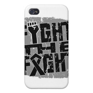 Melanoma Fight The Fight iPhone 4 Cover