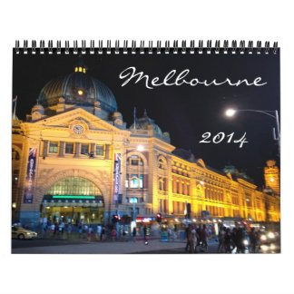 melbourne 2014 calendar