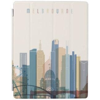 Melbourne, Australia | City Skyline iPad Cover