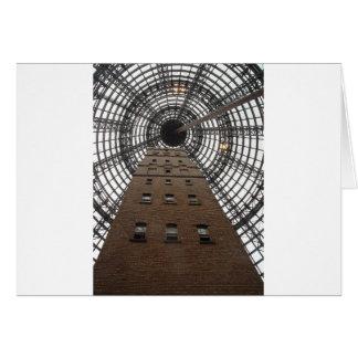 Melbourne Central Historic Shot Tower Card