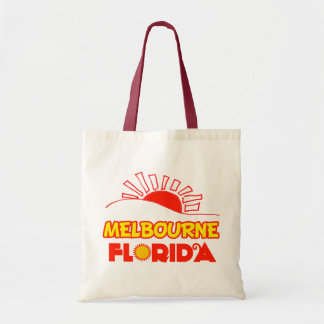Melbourne, Florida Tote Bag