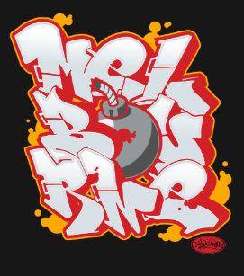 Bubble Letters T-Shirts & Shirt Designs | Zazzle ca