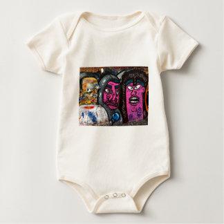 Melbourne Street Art (Graffiti) Baby Bodysuit