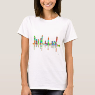 Melbourne Vic Skyline T-Shirt