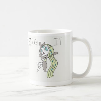 "Meleoetta ""Sing It"" Mug 11oz"