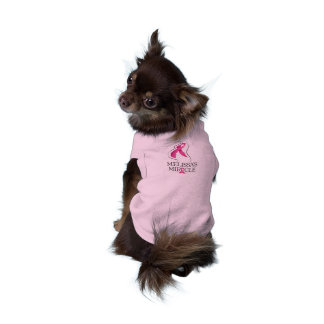 Melissa's Miracle Doggie Race Day Shirt