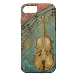 Mello Cello iPhone 7 Case, Tough iPhone 7 Case