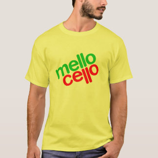 mello cello (men) T-Shirt