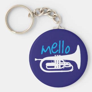 """""""Mello"""" Keychain"""