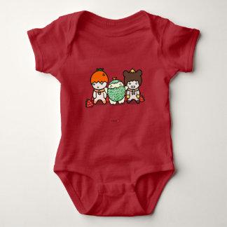 MELLO & TWINS | Baby Jersey Bodysuit