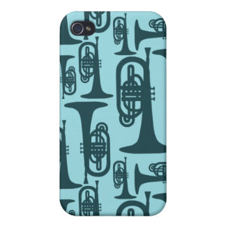 Mellophone Case For iPhone 4