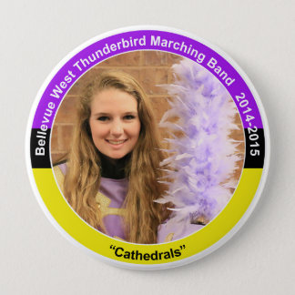 Mellophone MH (2015) 4 Inch Round Button