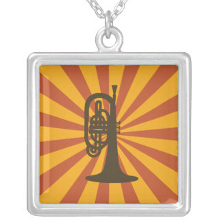 Mellophone Necklace