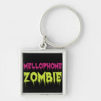 Mellophone Zombie Keychain