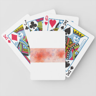 mellow meadow bicycle playing cards