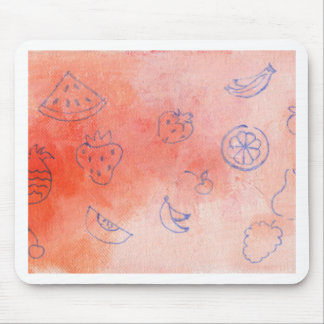 mellow meadow mouse pad