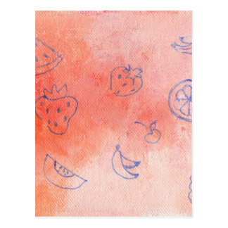 mellow meadow postcard