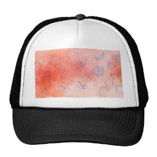 mellow meadow trucker hat