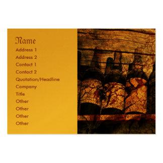 Mellow Oak Business Card Templates