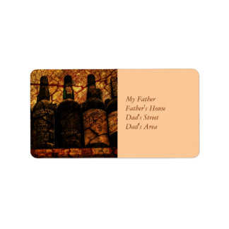 Mellow Oak Label