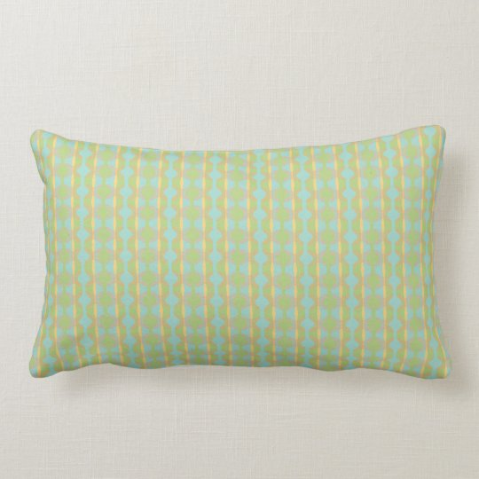 Mellow Retro Lumbar Pillow