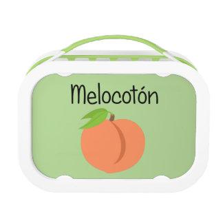 Melocoton (Peach) Lunch Box