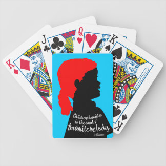 Melody6 Bicycle Playing Cards