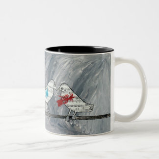 Melody Love Birds - Mug