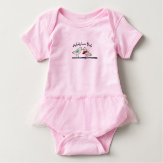 Melody Love Birds - Tutu Bodysuit