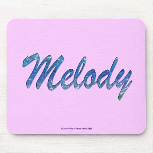 Melody Name Tattoo Tat...