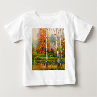 Melody of autumn baby T-Shirt