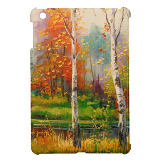 Melody of autumn iPad mini cover