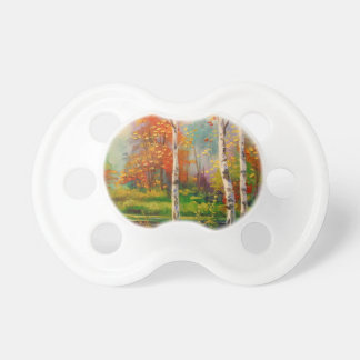 Melody of autumn pacifier