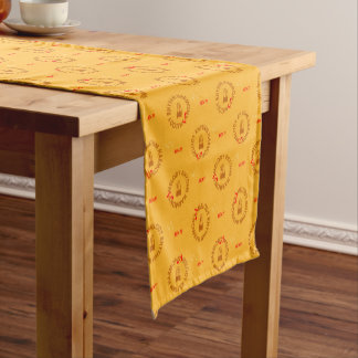 MELODY RHYTHM HARMONY (yellow) Short Table Runner